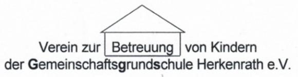 Randstundenbetreuung - Logo